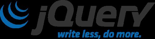 Logo von jQuery