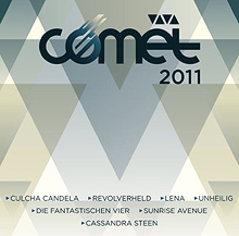 Comet Cover 2011