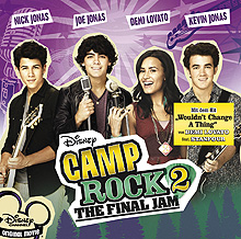 Camp Rock 2 - Cover