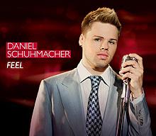 "Am 03.09.2010 ist Daniel Schuhmachers aktuelle Single ""Feel"" erschienen"
