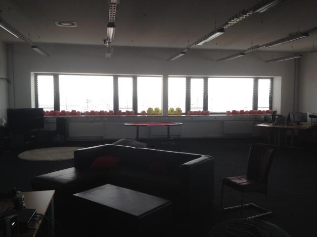 Der große Meeting-Raum von Knuddels.de