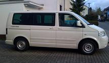 So sah das Auto vor einer Spezialbehandlung durch Imagcian aus: Weiß, schlicht, langweilig...